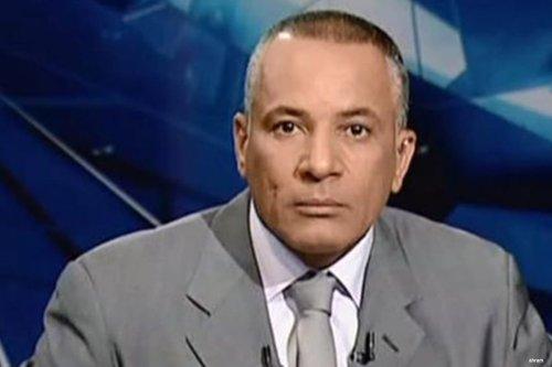 Image of Egyptian TV host Ahmed Mousa [ahram]