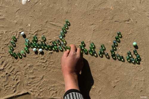 GAZA CITY, GAZA- Say it loud, say it proud