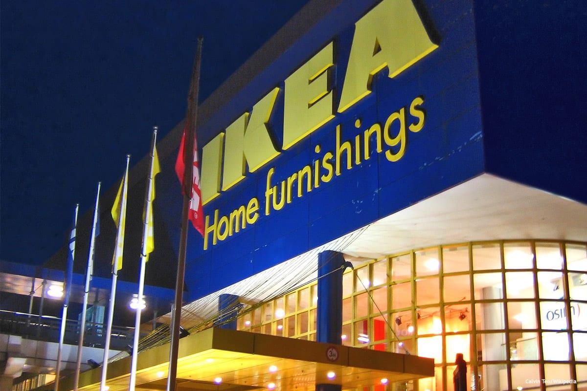 Image of IKEA building [ Calvin Teo/Wikipedia]