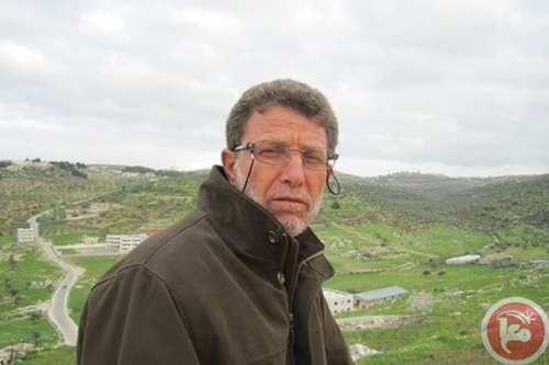 Image of Palestinian prisoner Nael Al-Barghouti [maanews]