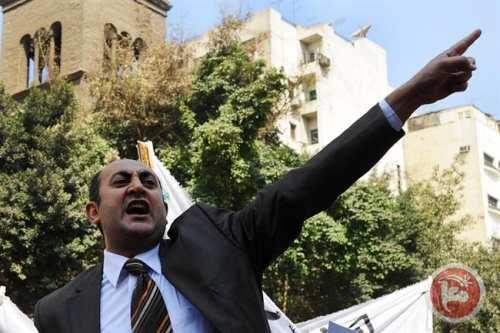 Egyptian lawyer Khalid Ali
