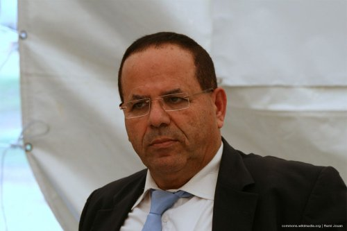 Israeli minister Ayoub Kara, of the Likud party