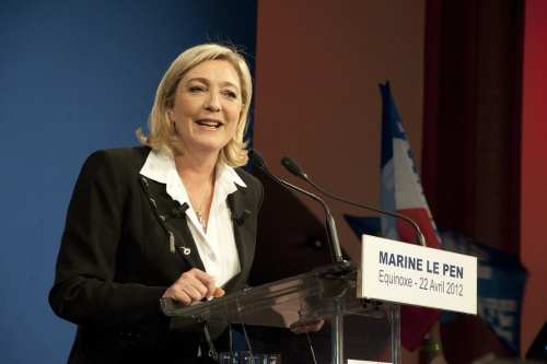 National Front leader Marine Le Pen [Rémi Noyon/Flickr]