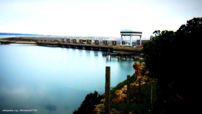 Tabqa dam