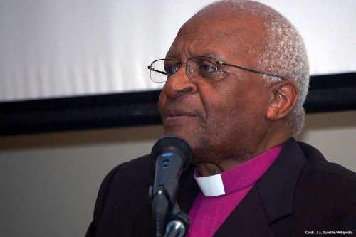 Image of Archbishop Desmond Tutu [Cmdr. J.A. Surette/Wikipedia]