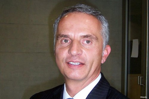 Image of Swiss Foreign Affairs Minister, Didier Burkhalter [Wikipedia]