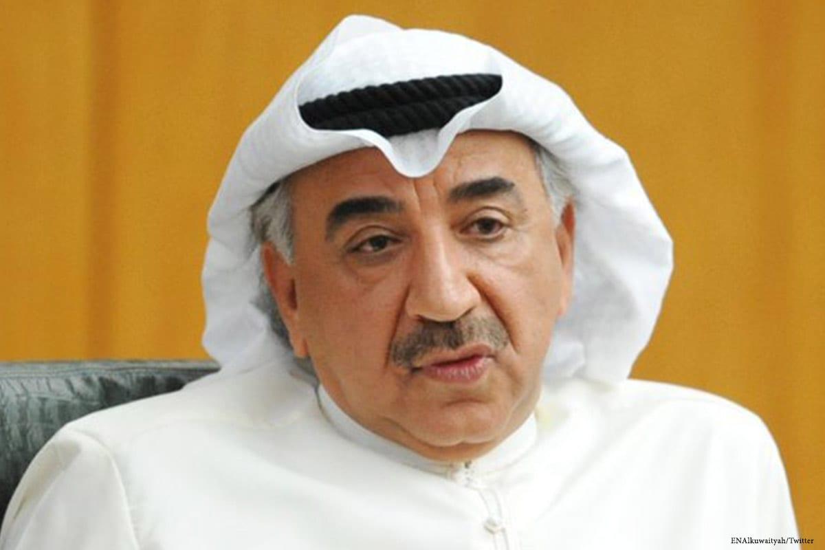 Image of former Kuwaiti Member of Parliament Abdul Hamid Dashti [ENAlkuwaityah/Twitter}
