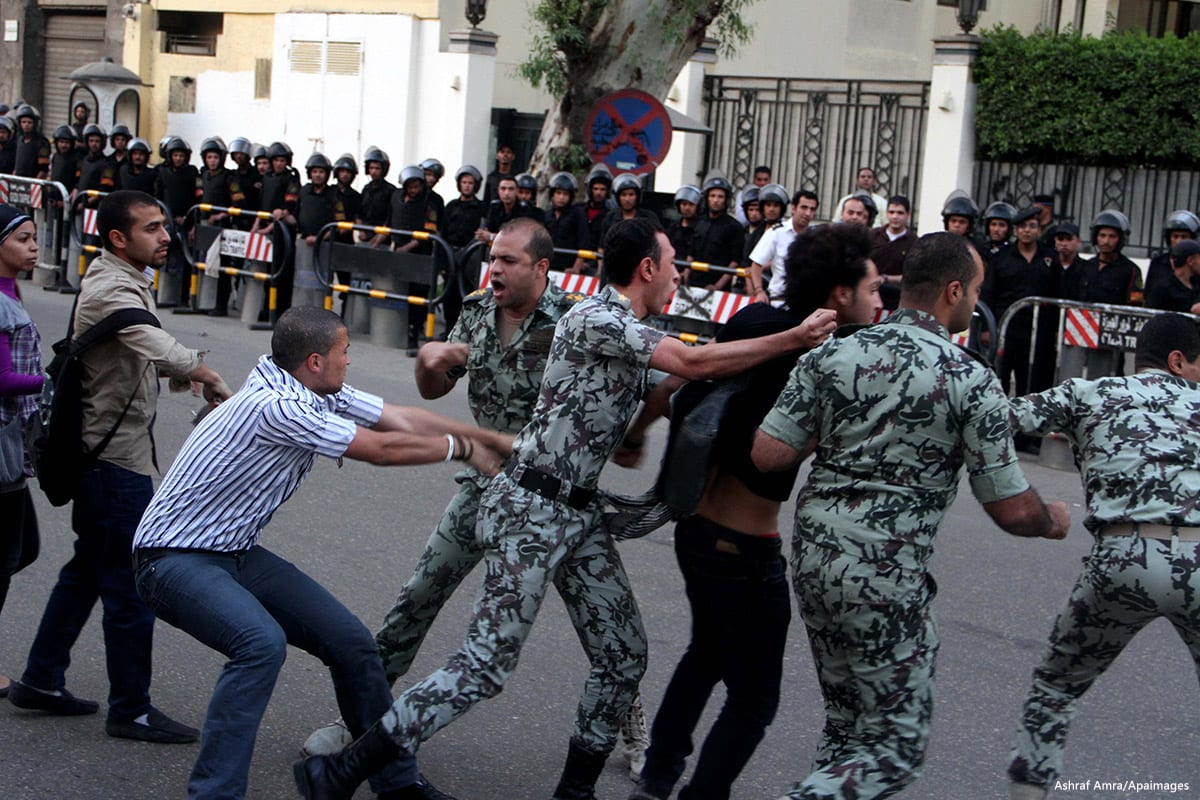 egypt takes punitive action against some 2 000 students