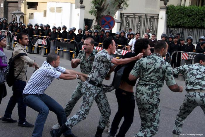 Egypt takes punitive action against some 2,000 students