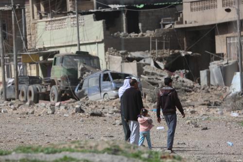 4,000 Iraq civilians killed in west Mosul offensive