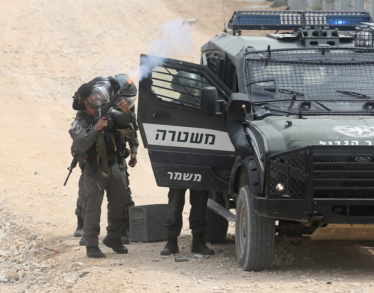 Arab-Israelis continue to be targeted by police
