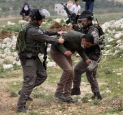 Israel soldiers detain 4 Palestinians across the West Bank