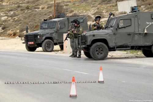 Israel stops tourists accessing Bethlehem