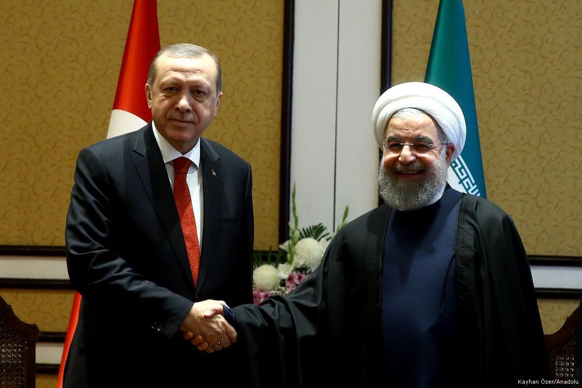 Turkey's Erdogan links fate of detained United States pastor to wanted cleric Gulen