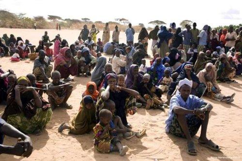 Image of Somali refugees [Kenya Manenoz/Facebook]