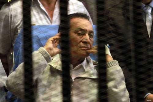Image of Former Egyptian President Hosni Mubarak [Twitter]