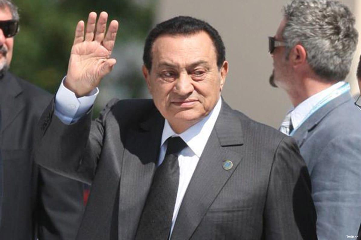 hosni mubarak - photo #18