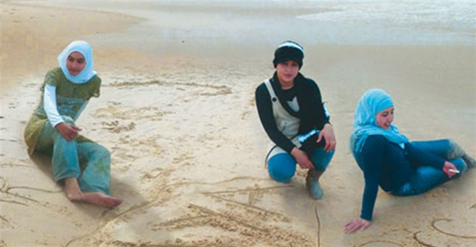 Bessan Abuelaish, 20, Mayar, 15, and Aya, 13, were killed on January 16, 2009
