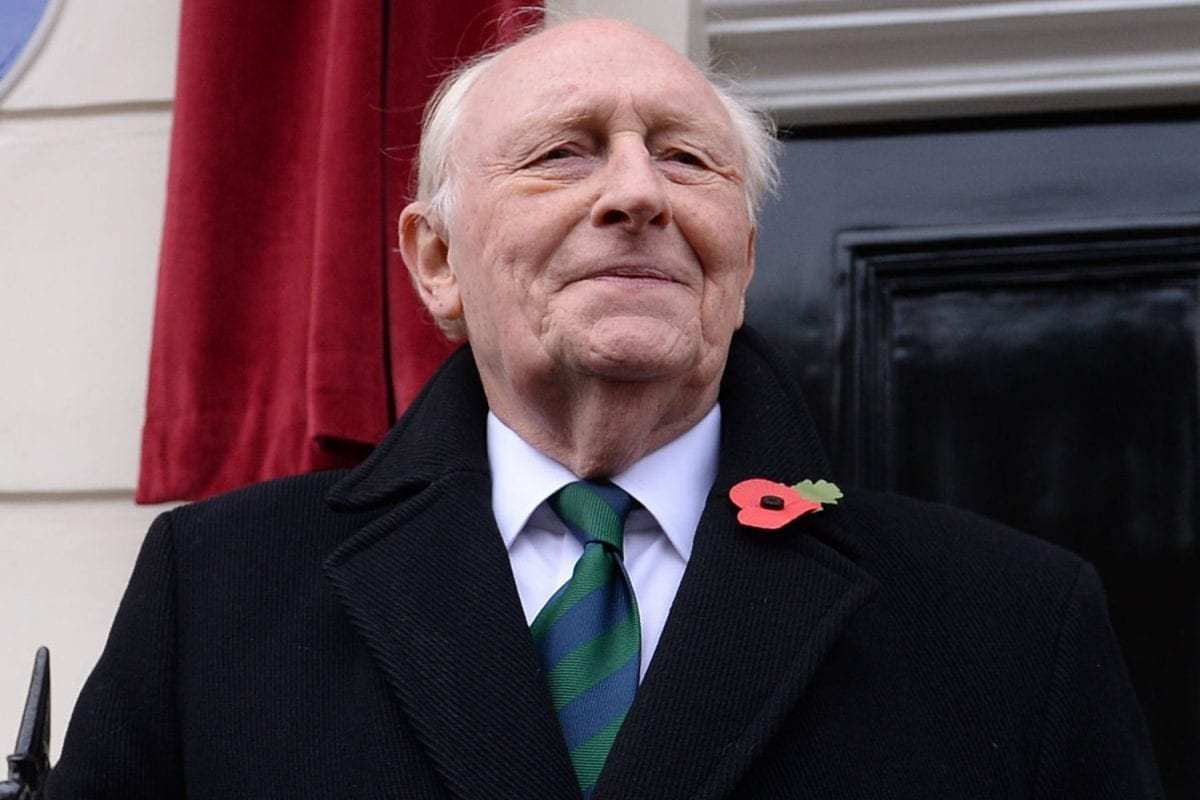 Former head of the Labour Party, Lord Kinnock