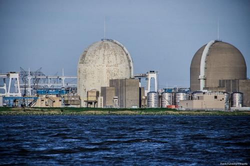 Image of nuclear reactors on 18 May 2012 [Peretz Partensky/Wikipedia]