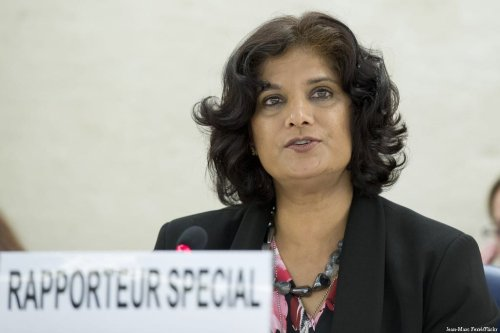 UN Special Rapporteur on Contemporary Forms of Slavery, Urmila Bhoola [Jean-Marc Ferré/Flickr]