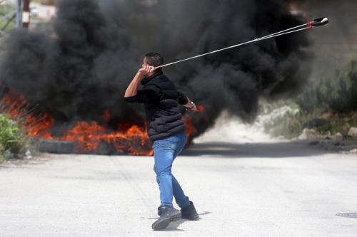 Fatah announces 'day of rage,' urging Palestinians to clash with Israeli forces