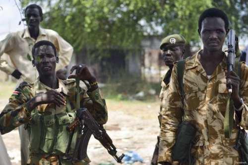 Image of Sudanese soldiers [Eros Eros/Facebook]