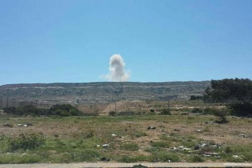 US air strikes kill 17 Daesh militants in Libya