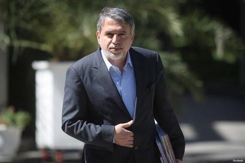 Iranian Culture and Guidance Minister, Reza Salehi Amiri [Facebook]