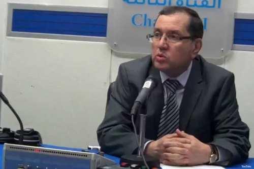 Image of Algeria's Energy Minister Nourredine Bouterfa [YouTube]