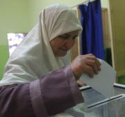 Algerians mistrust elections as the most popular faction is kept away from politics