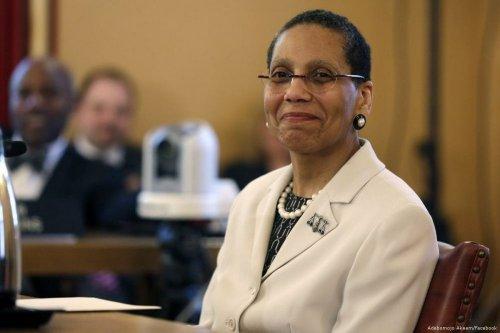 Image of US judge Sheila Abdus-Salaam [Adebomojo Akeem/Facebook]