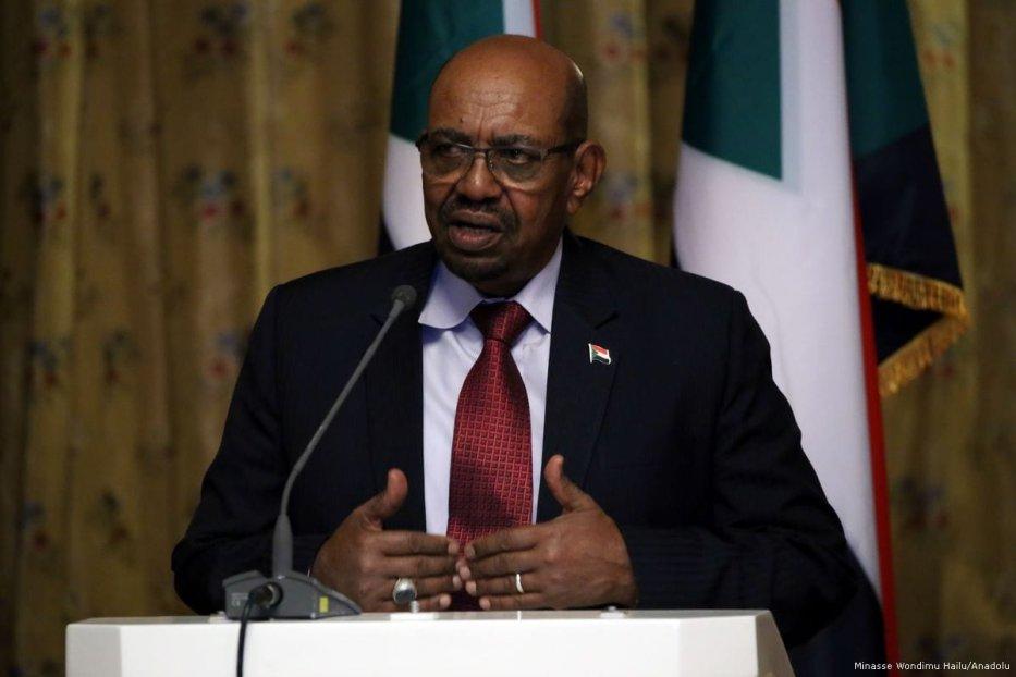 Sudanese President Omar al-Bashir speaks during a press conference on April 04, 2017. ( Minasse Wondimu Hailu - Anadolu Agency )