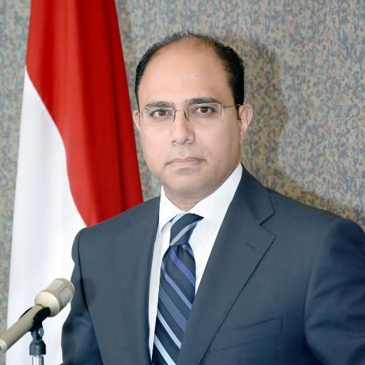 Spokesperson from the Egyptian Foreign Ministry, Ahmed Abu Zaid [MFA/Twitter]