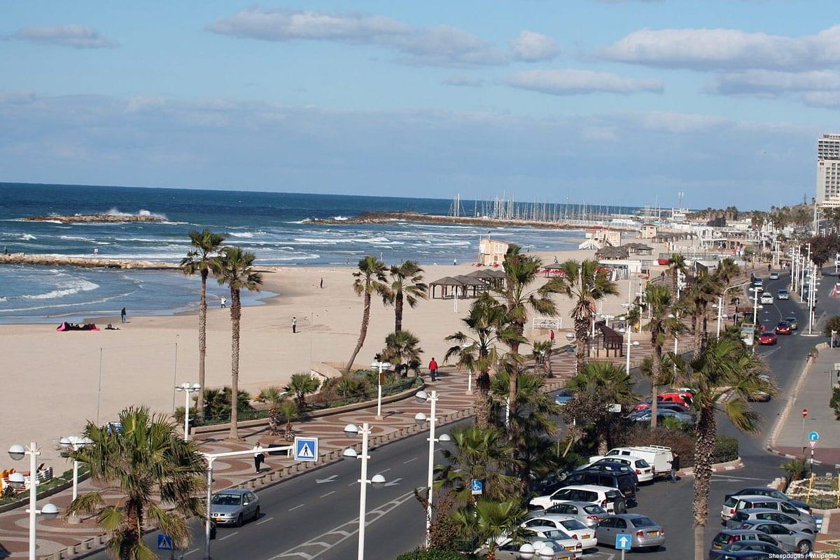 Israeli police says Tel Aviv attack was terrorist act