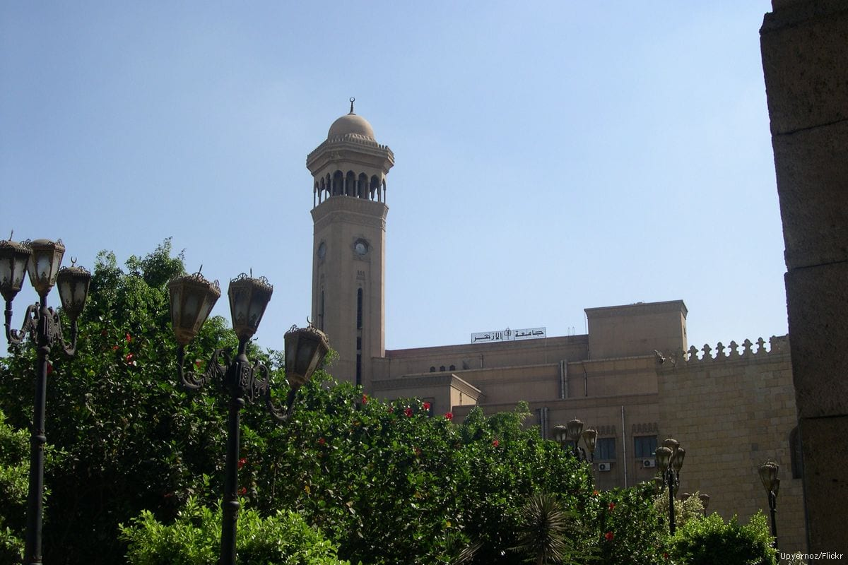 Al-Azhar University in Cairo, Egypt [Upyernoz/Flickr]