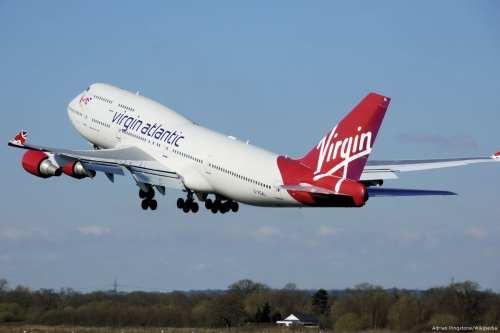 Image of a Virgin Atlantic plane [Adrian Pingstone/Wikipedia]