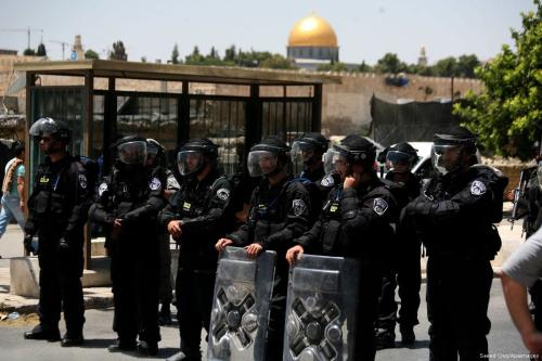 Netanyahu pledges that Al-Aqsa Mosque will remain occupied 'forever'