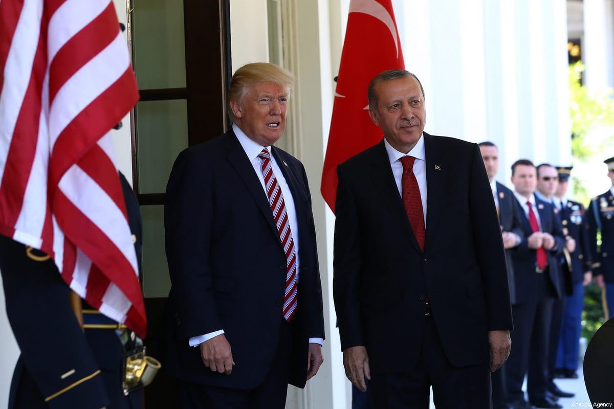 Trump praises Erdogan: 'We have a great friendship'