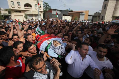 Israeli settler kills Palestinian man