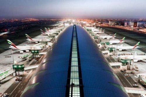 Image of the Dubai International Airport (UAE) [Masralarabia]