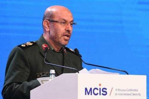 Image of Iranian Defence Minister, Hossein Dehghan [Islamic Invitation Turkey/Facebook]