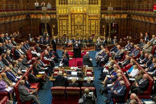 Image of the House of Lords in London, UK on 7 April 2017 [Communicatemag
