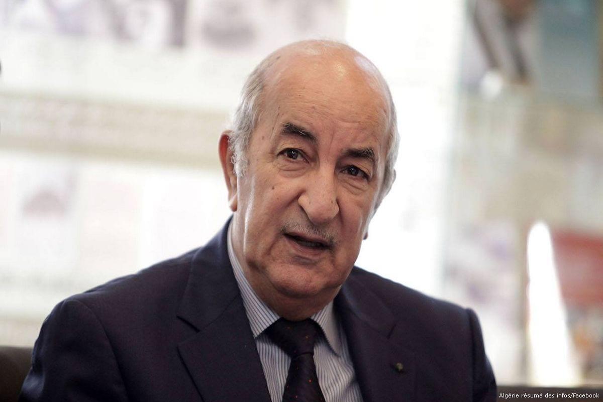 Abdelmadjid Tebboune, Algeria's new Prime Minister [Algérie résumé des infos/Facebook]