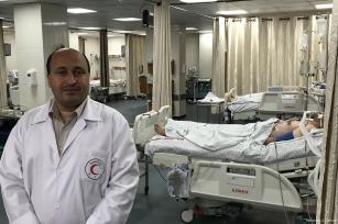 Image of Dr Ayman al-Sahabani [Motasem A Dalloul]