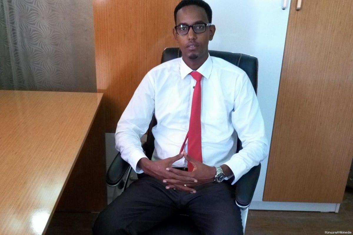 Somali lawmaker Abbas Abdullahi Sheikh Siraji was shot by state security forces on 3 May 2017 [Ifonuura/Wikimedia]