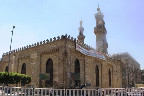 Image of Al-Azhar University in Cairo, Egypt on 1st July 2011 [Daniel Mayer/Wikipedia]