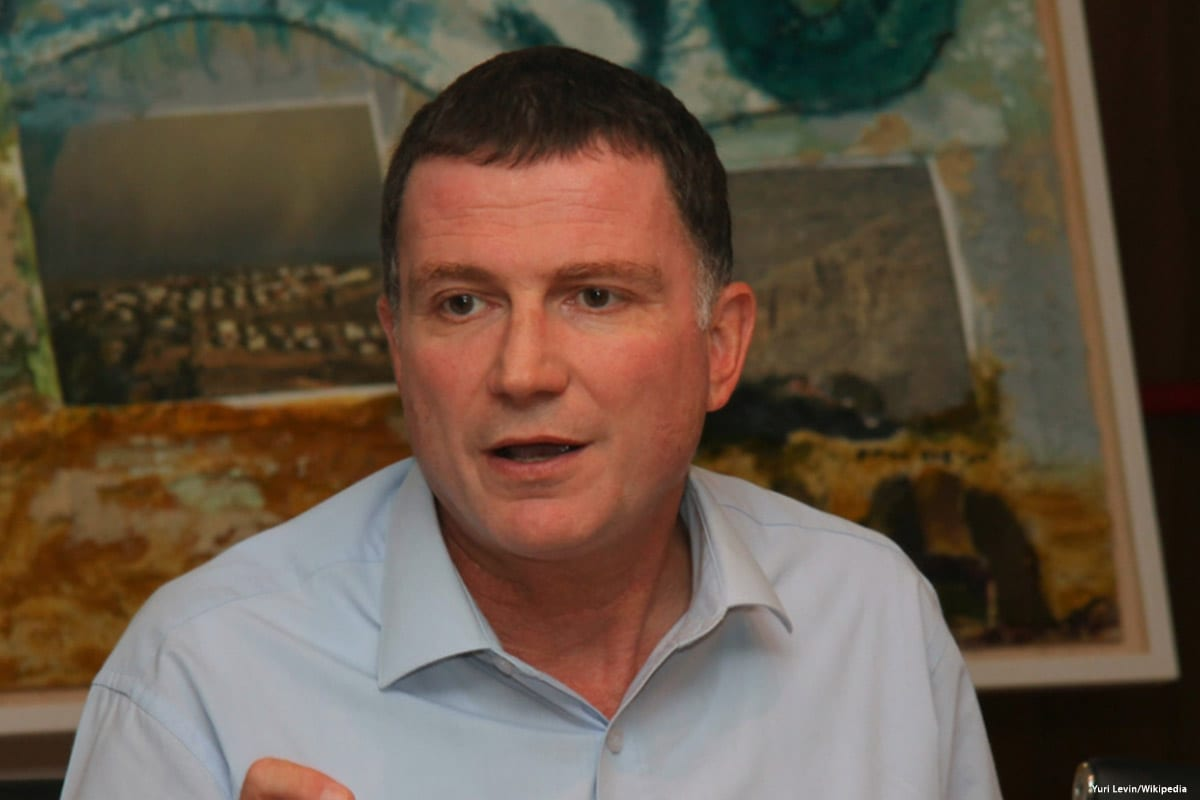 Image of Israeli Knesset Speaker, Yuli Edelstein on 13 September 2013 [Yuri Levin/Wikipedia]