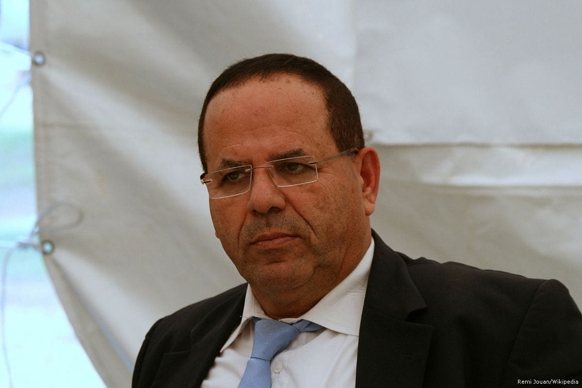 Image of Israeli Minister of Communications Ayoob Kara on 31 October 2012 [Remi Jouan/Wikipedia]