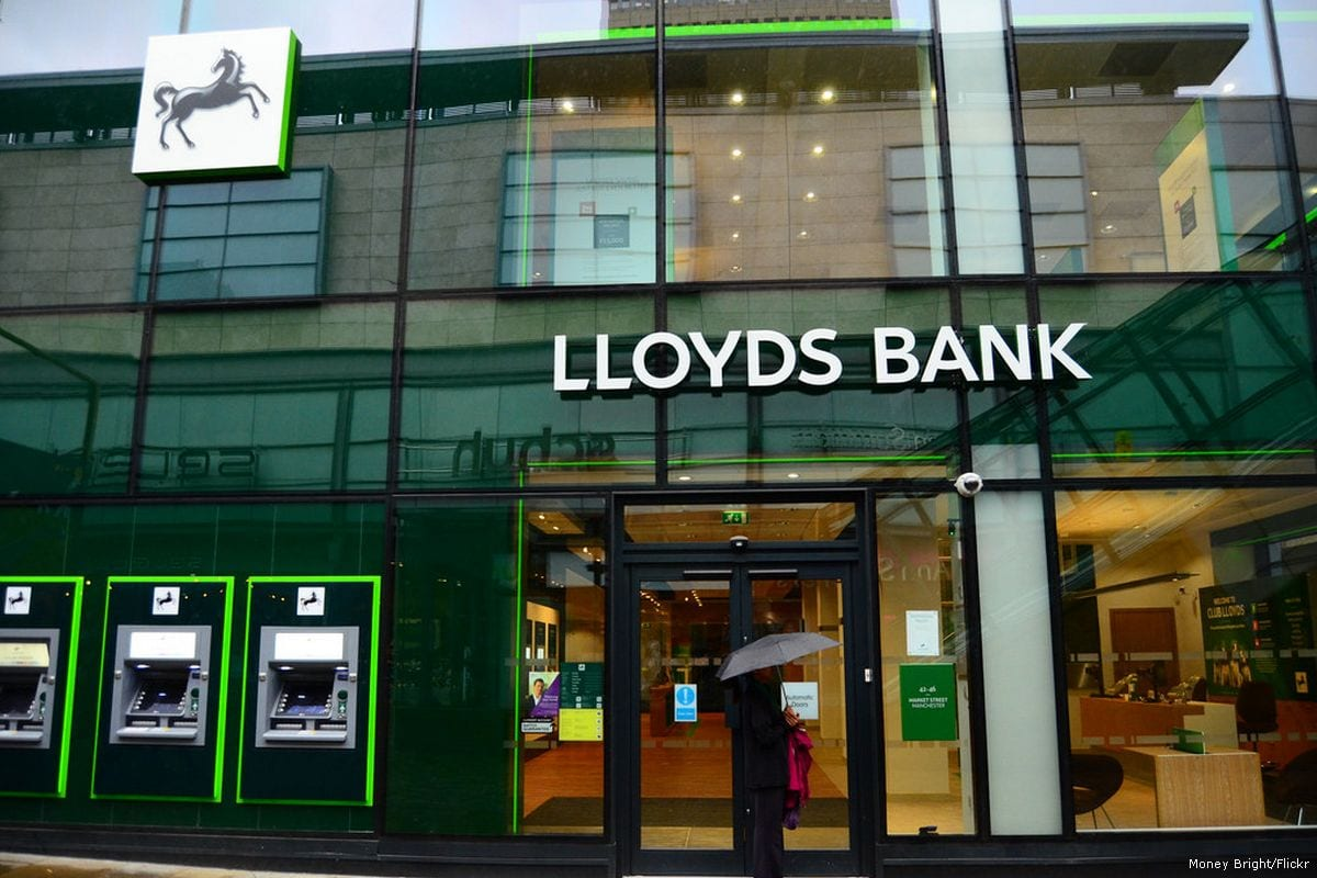 Image of Britain's Lloyds Banking Group [Money Bright/Flickr]